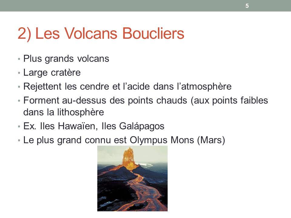 2) Les Volcans Boucliers
