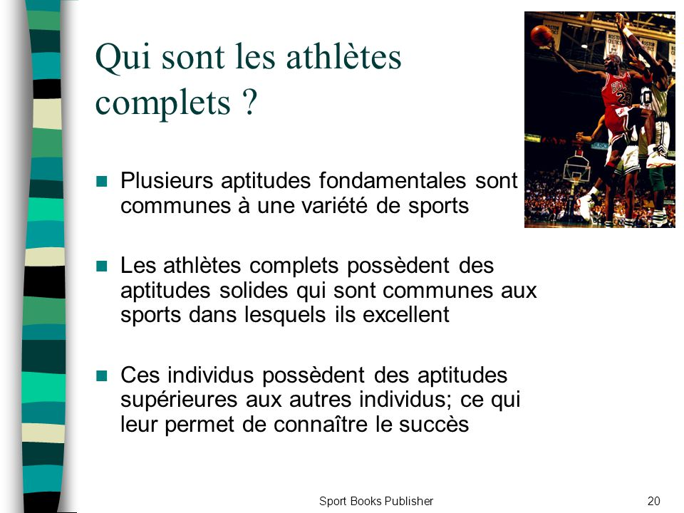 Qui sont les athlètes complets