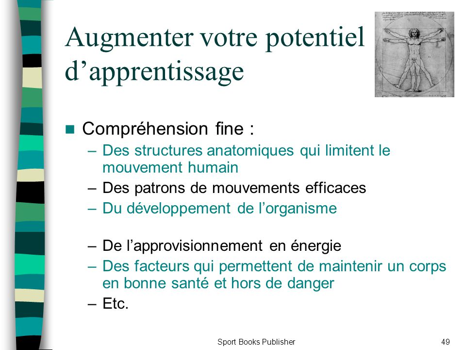 Augmenter votre potentiel d'apprentissage