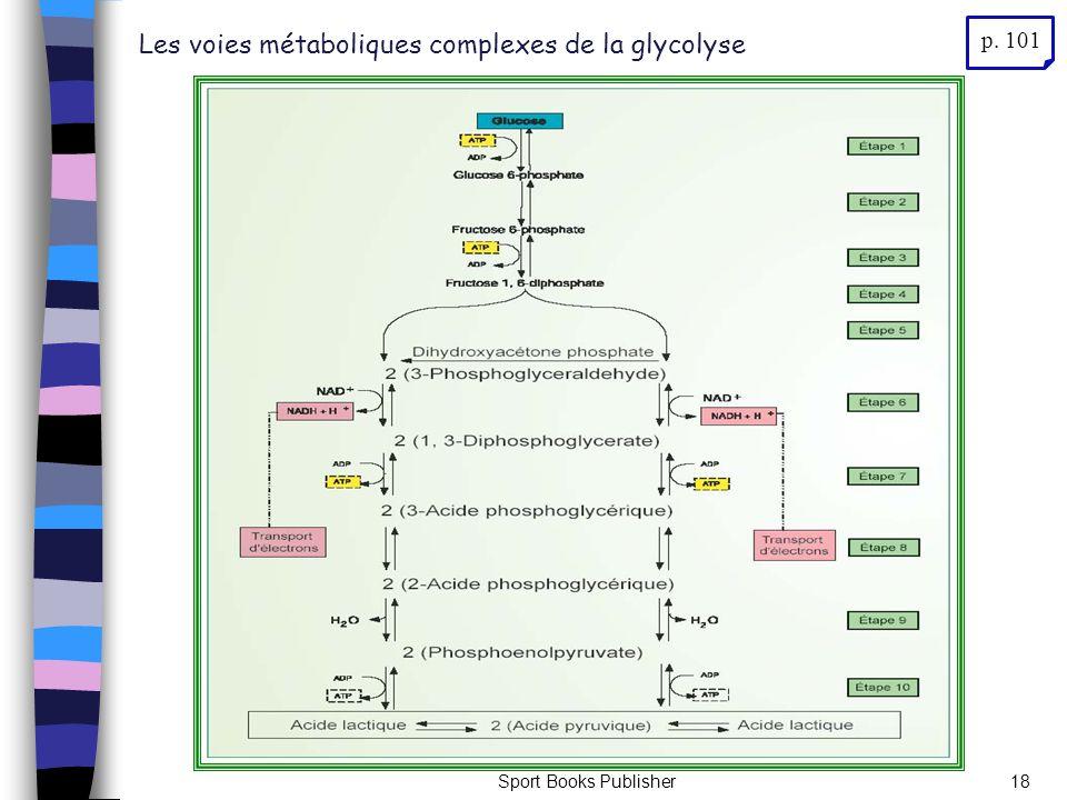 Les voies métaboliques complexes de la glycolyse