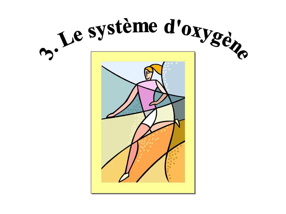 3. Le système d oxygène