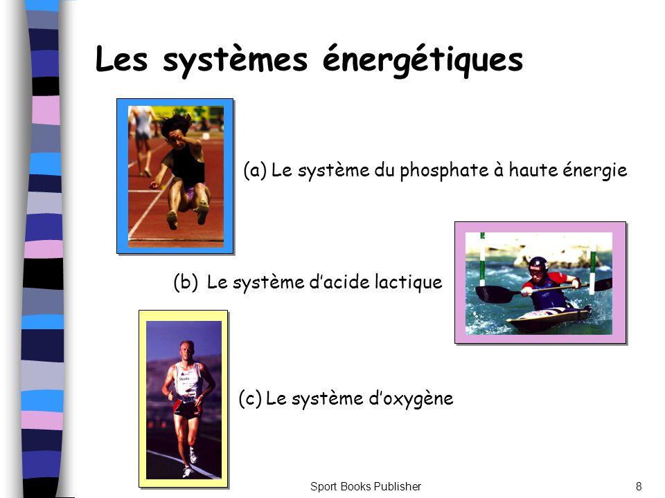 Les systèmes énergétiques