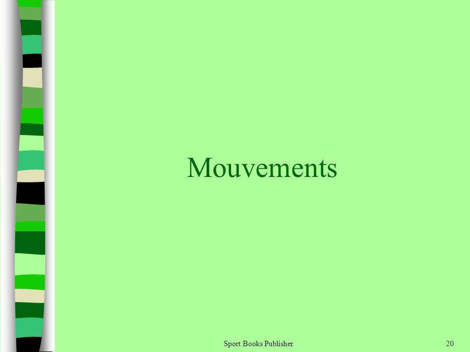 Mouvements Sport Books Publisher