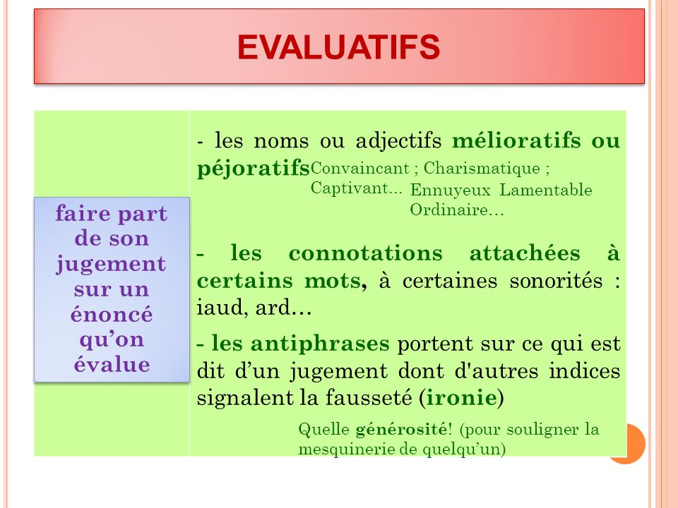F debroise comment argumenter cge ppt video online for Portent sentence