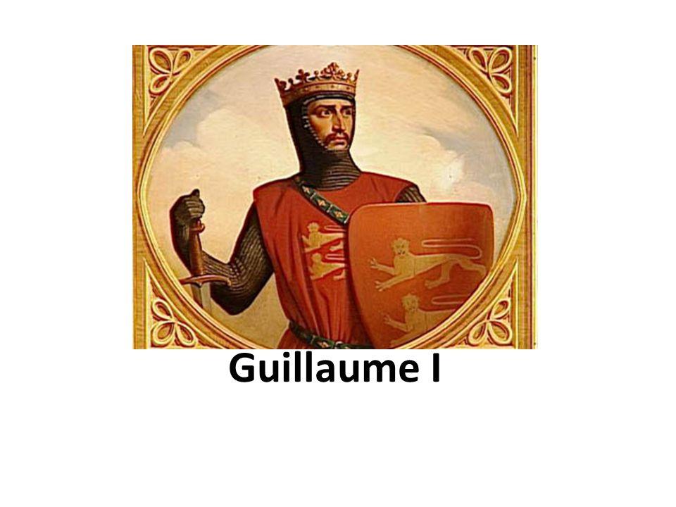 Guillaume I