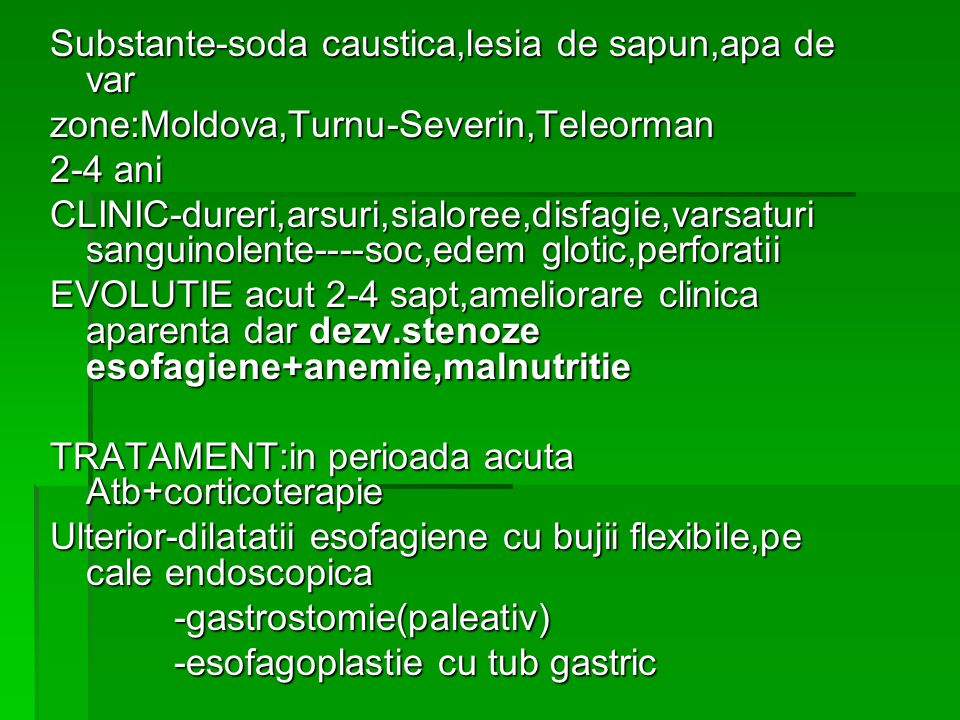 Substante-soda caustica,lesia de sapun,apa de var