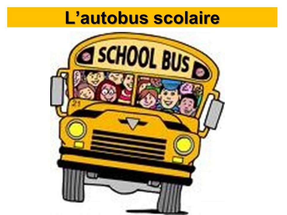 L'autobus scolaire