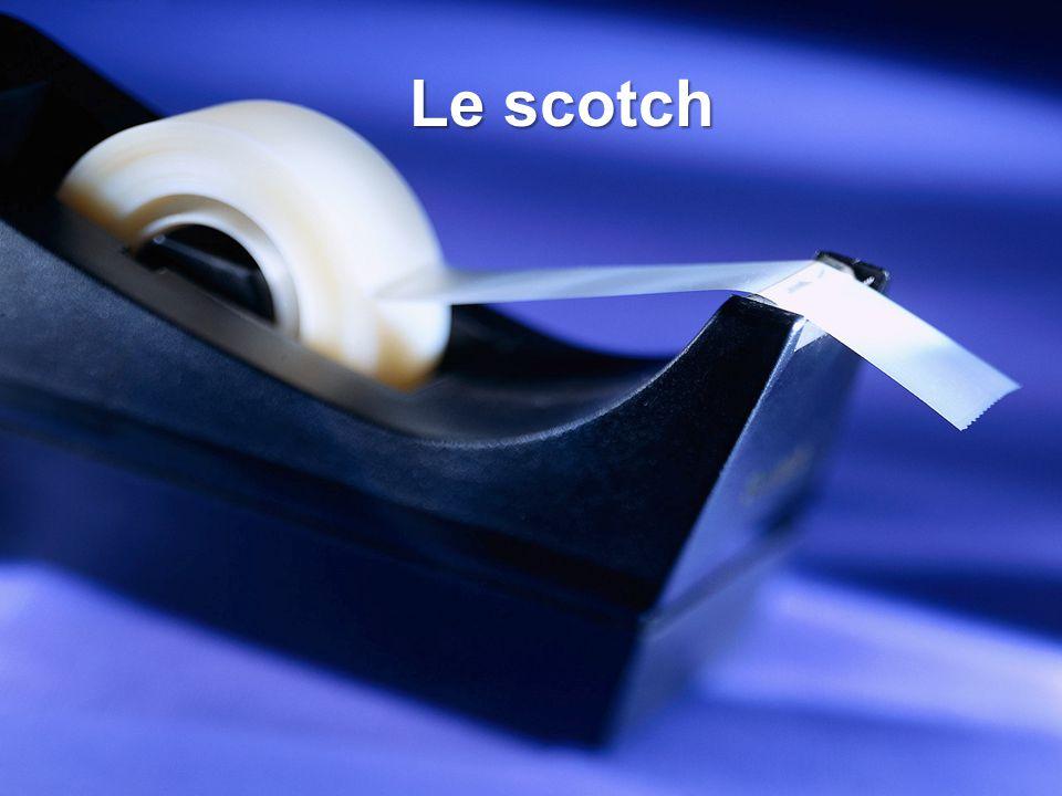 Le scotch