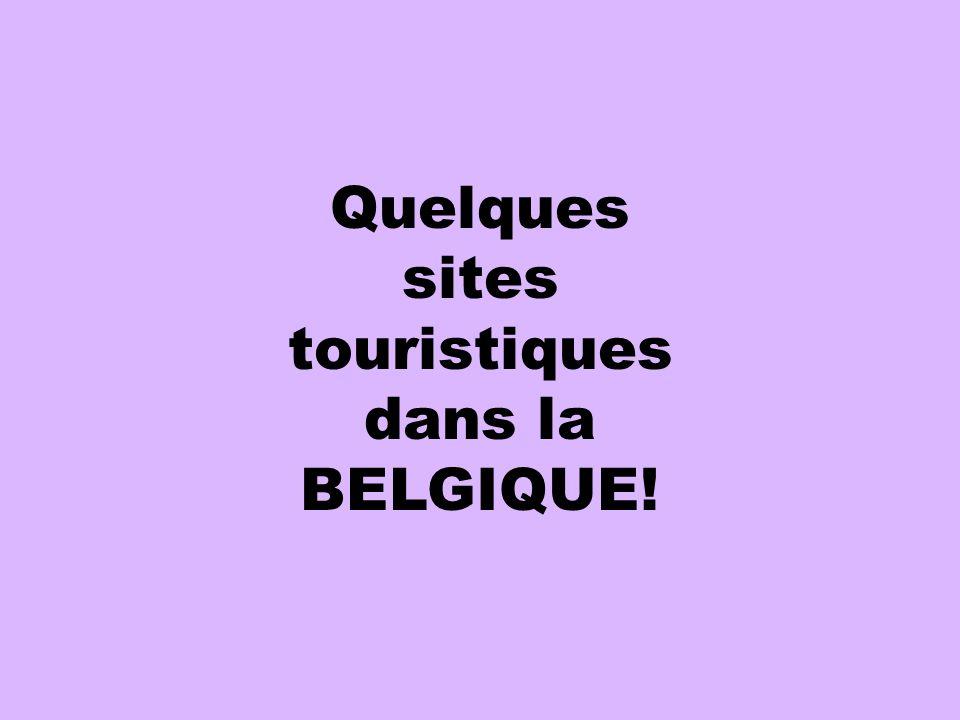 Quelques sites touristiques