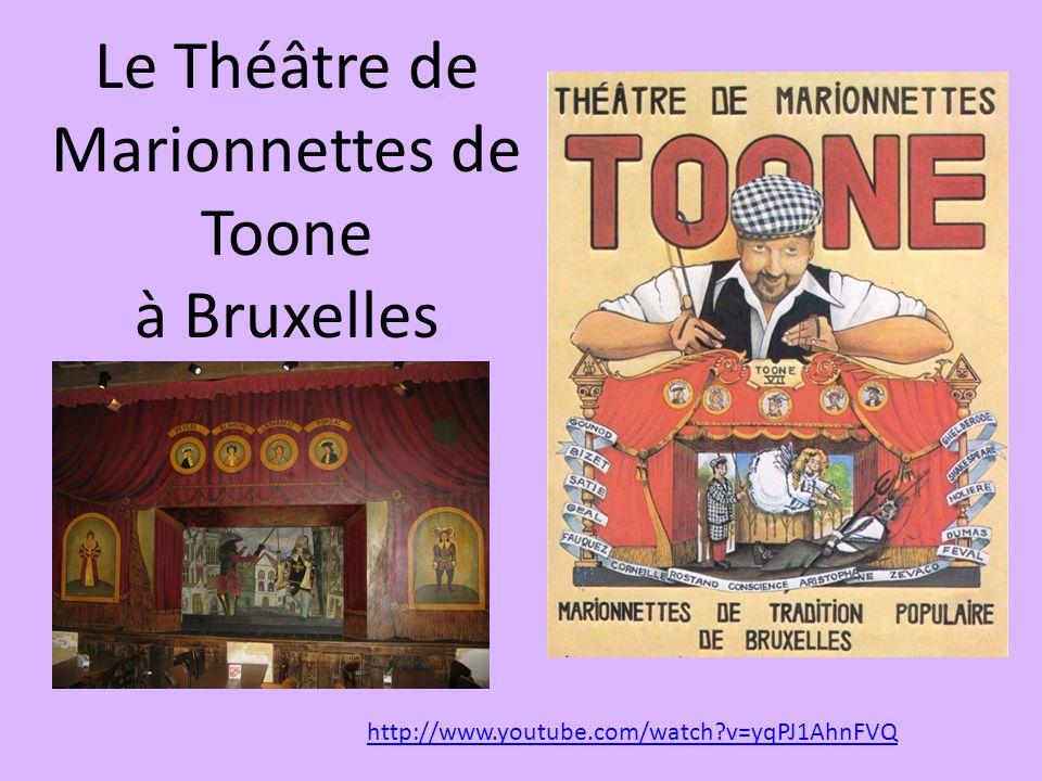 Le Théâtre de Marionnettes de Toone