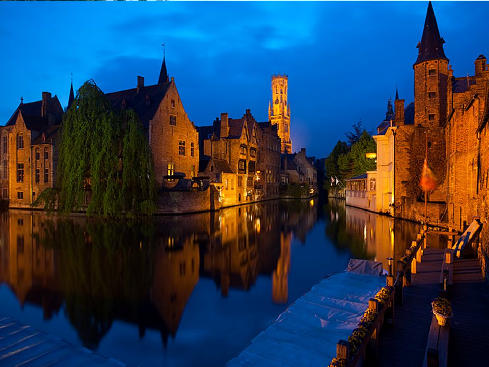 Where is Bruges :