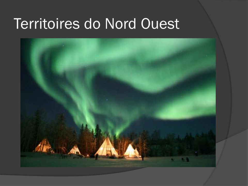 Territoires do Nord Ouest