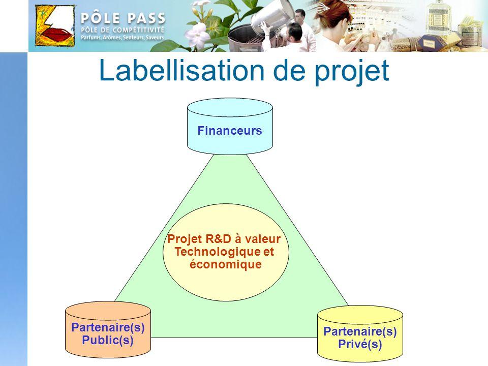 Labellisation de projet