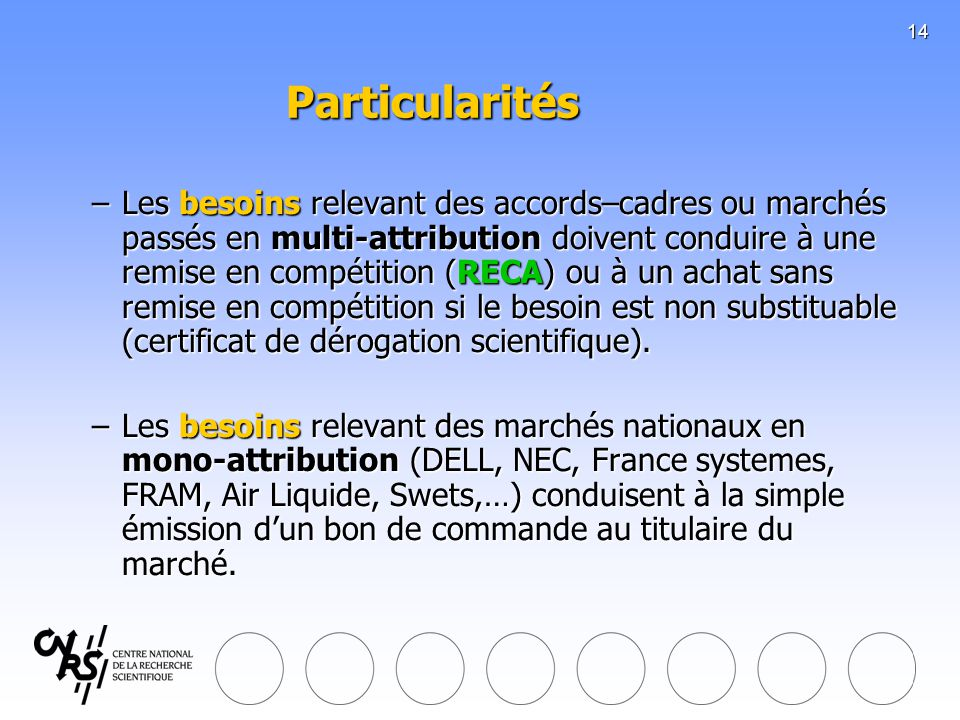31/03/2017 Particularités.