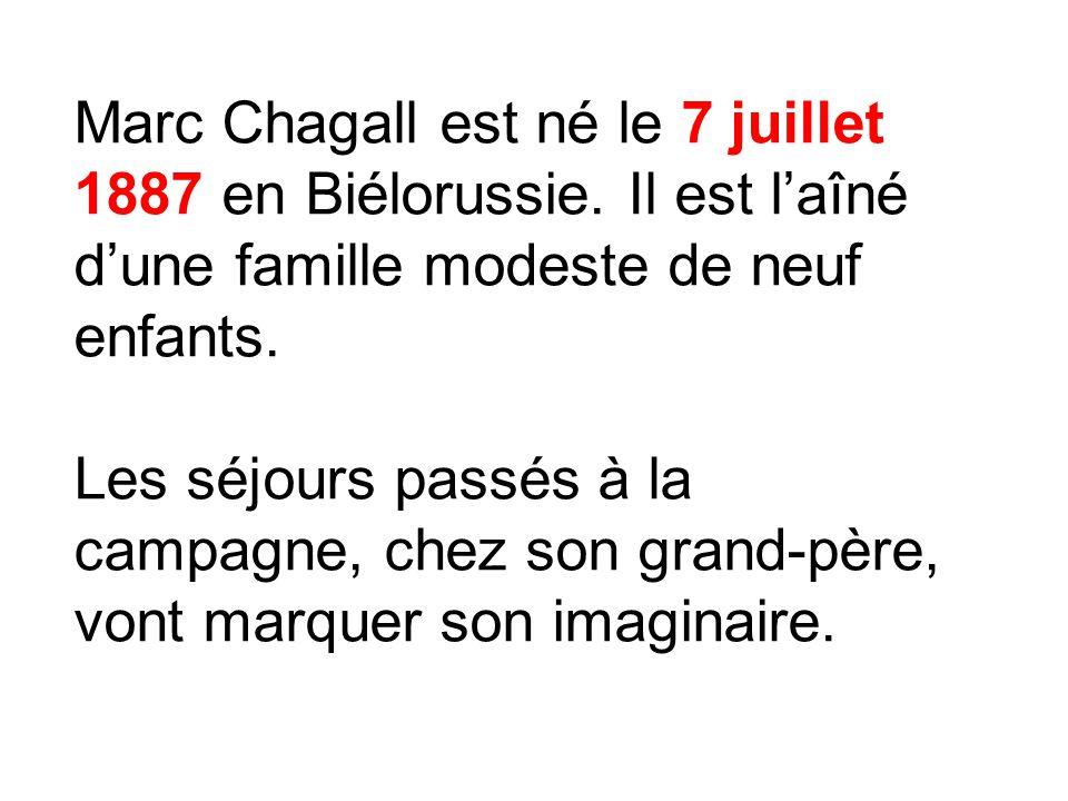 Sehr Marc Chagall Paris par la fenêtre. - ppt video online télécharger NZ94