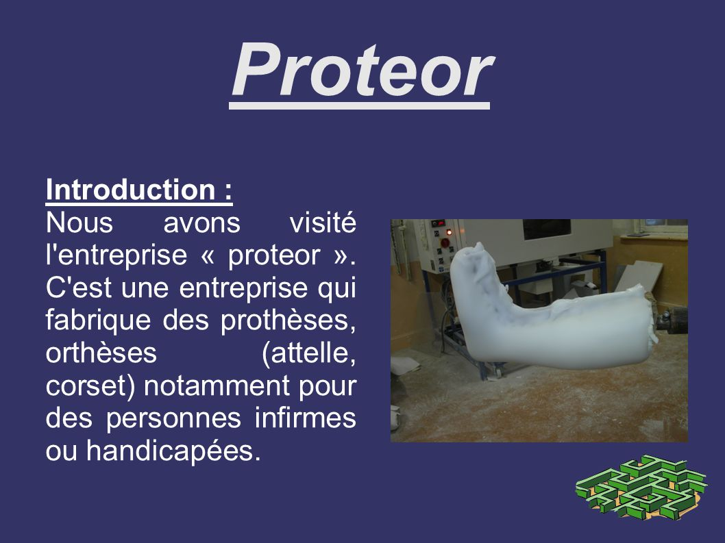 Proteor Introduction :