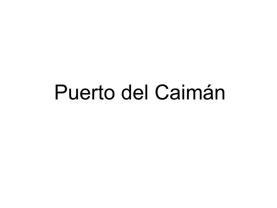 Puerto del Caimán