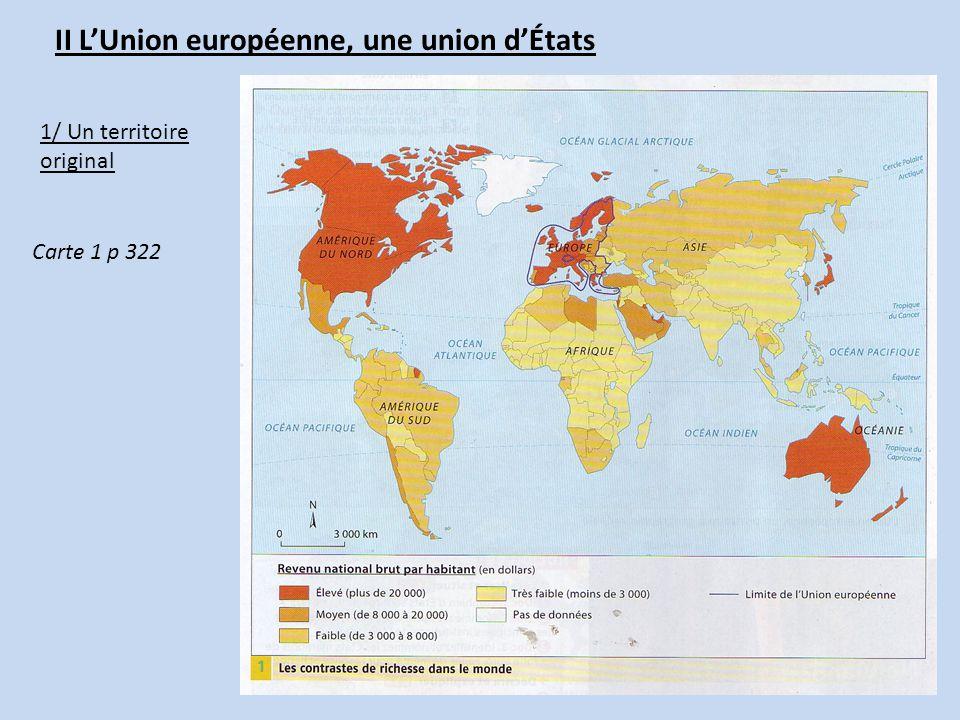 II L'Union européenne, une union d'États