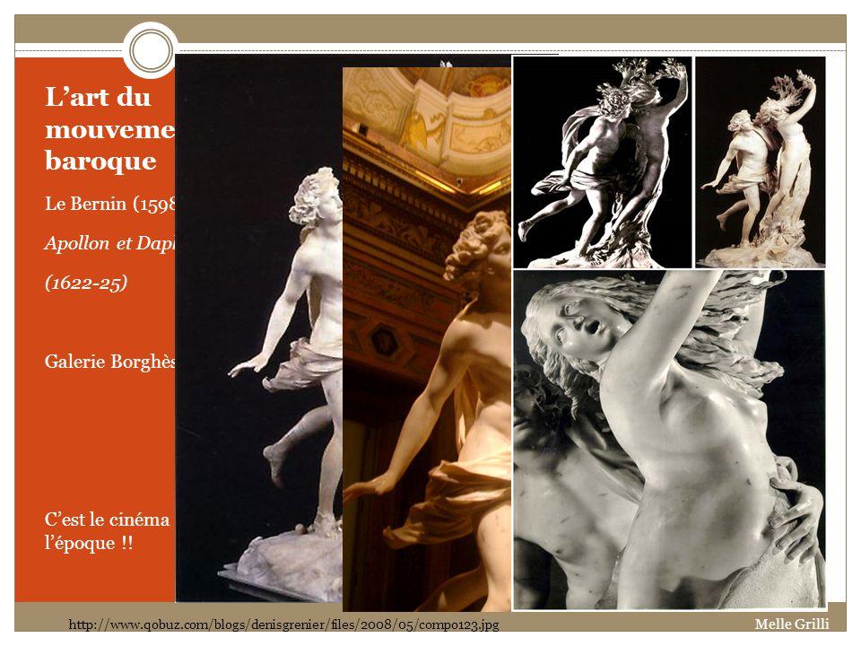 L'art du mouvement baroque