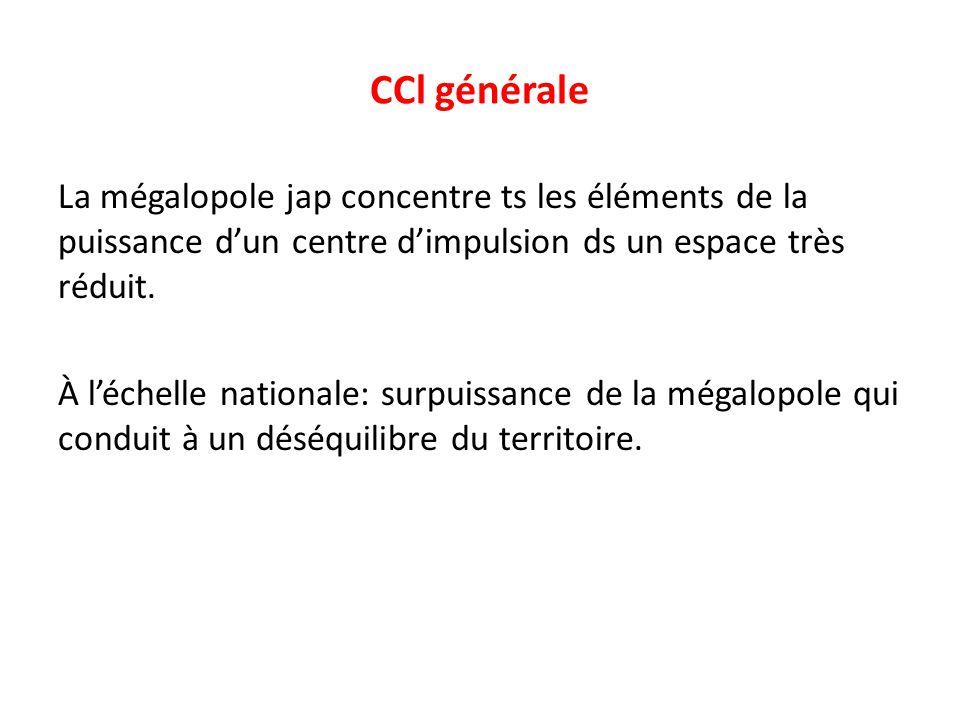 CCl générale