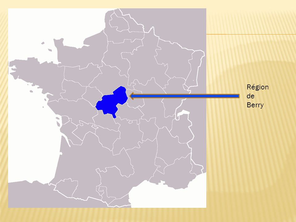 Région de Berry