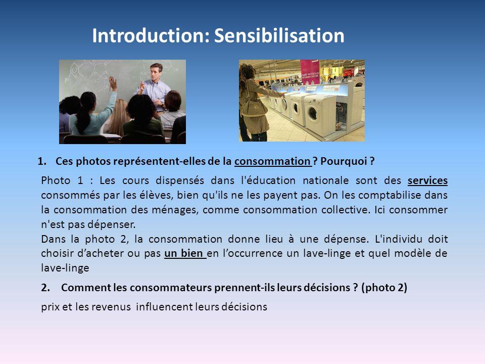 Introduction: Sensibilisation