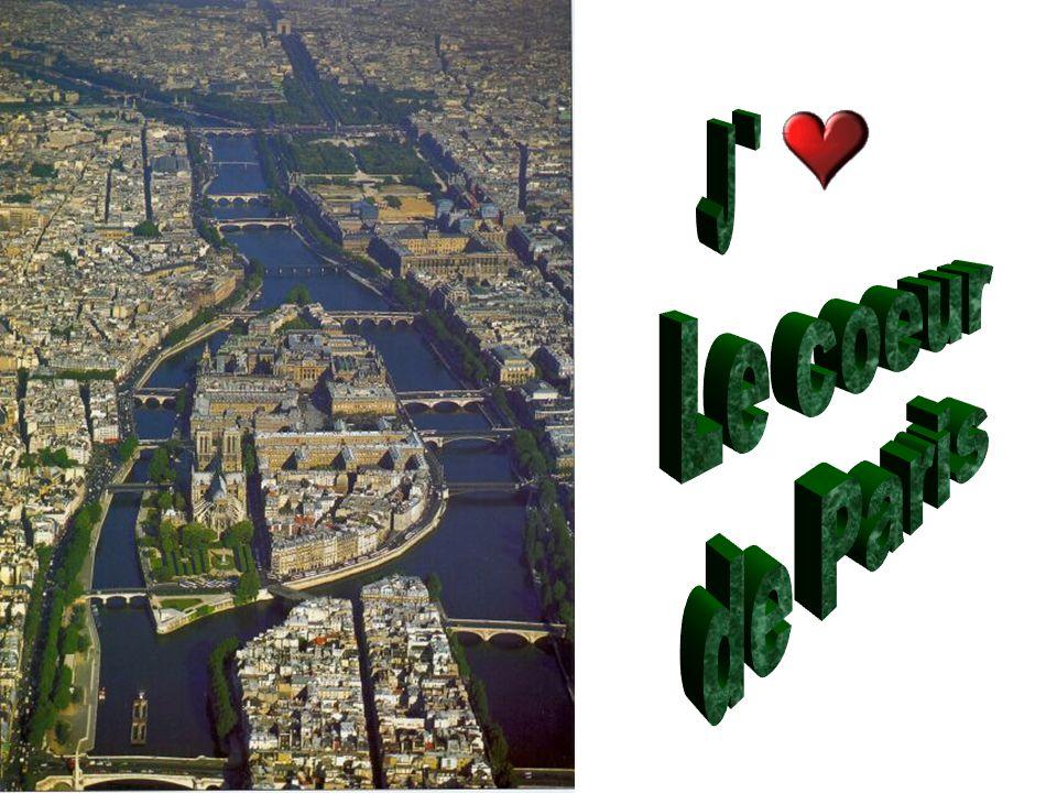 J Le coeur de Paris