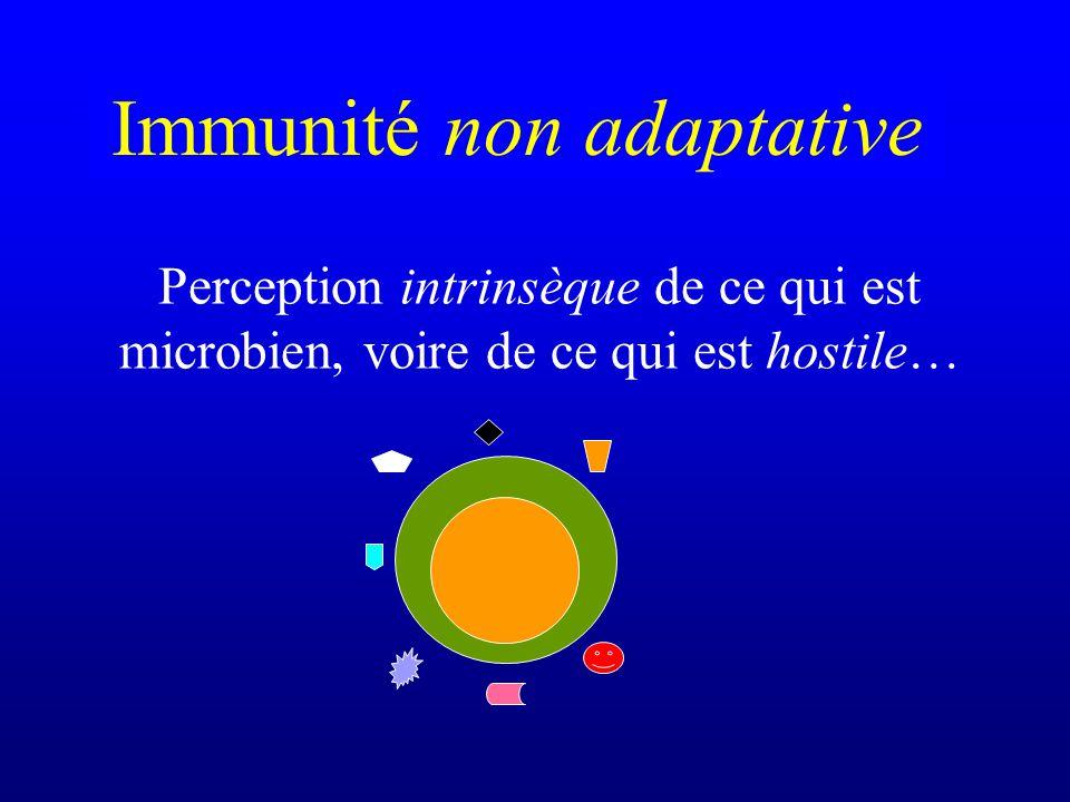 Immunité non adaptative