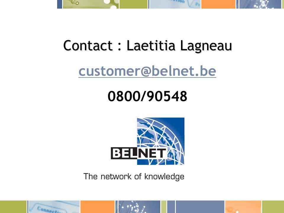 Contact : Laetitia Lagneau