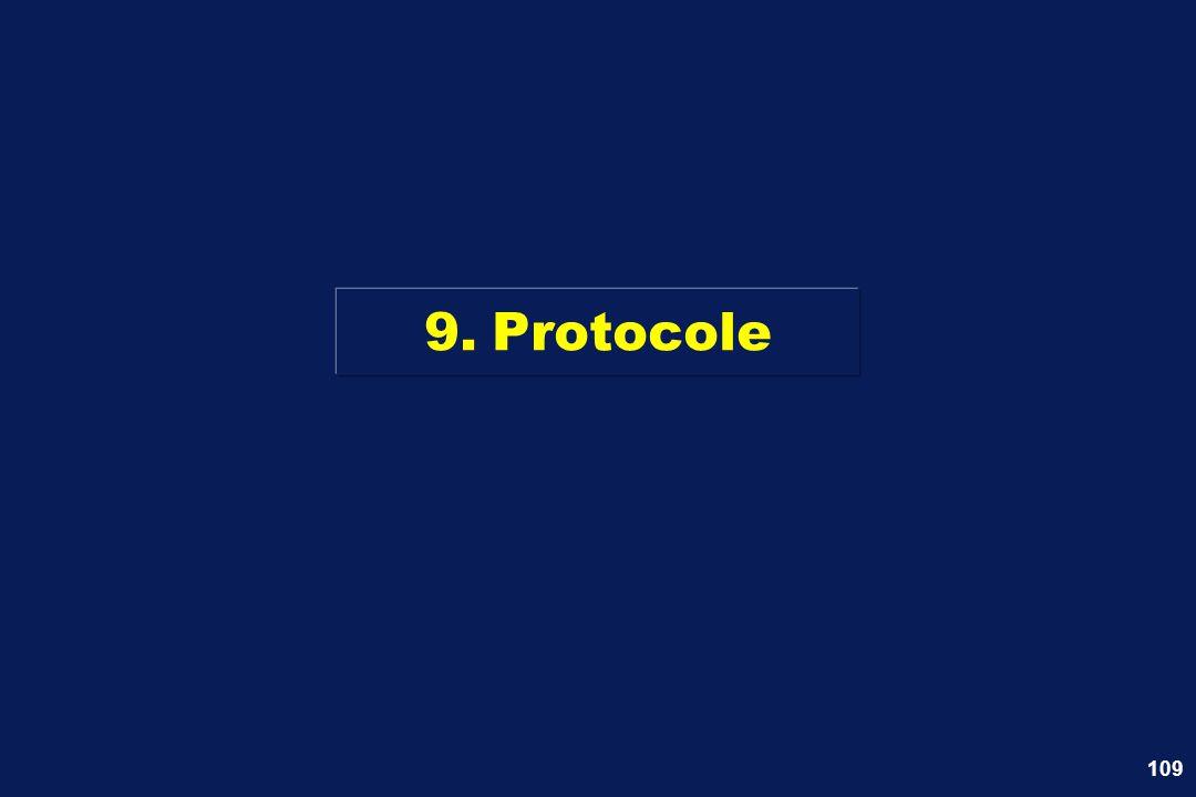 9. Protocole