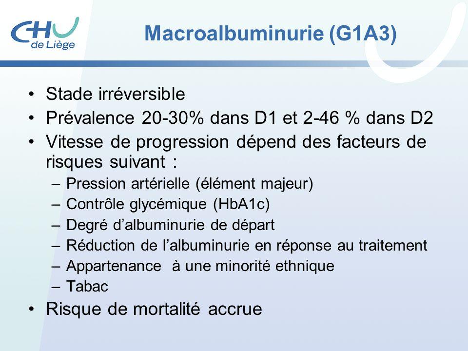 Macroalbuminurie (G1A3)
