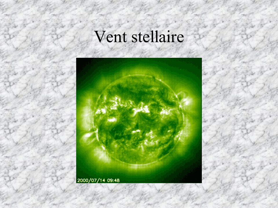 Vent stellaire