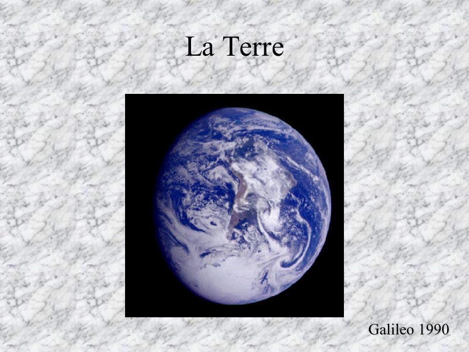 La Terre Galileo 1990