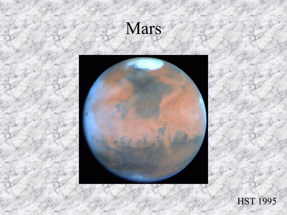 Mars HST 1995