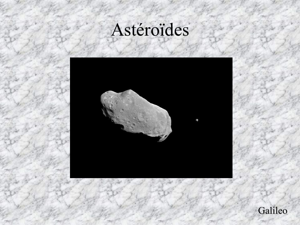 Astéroïdes Galileo