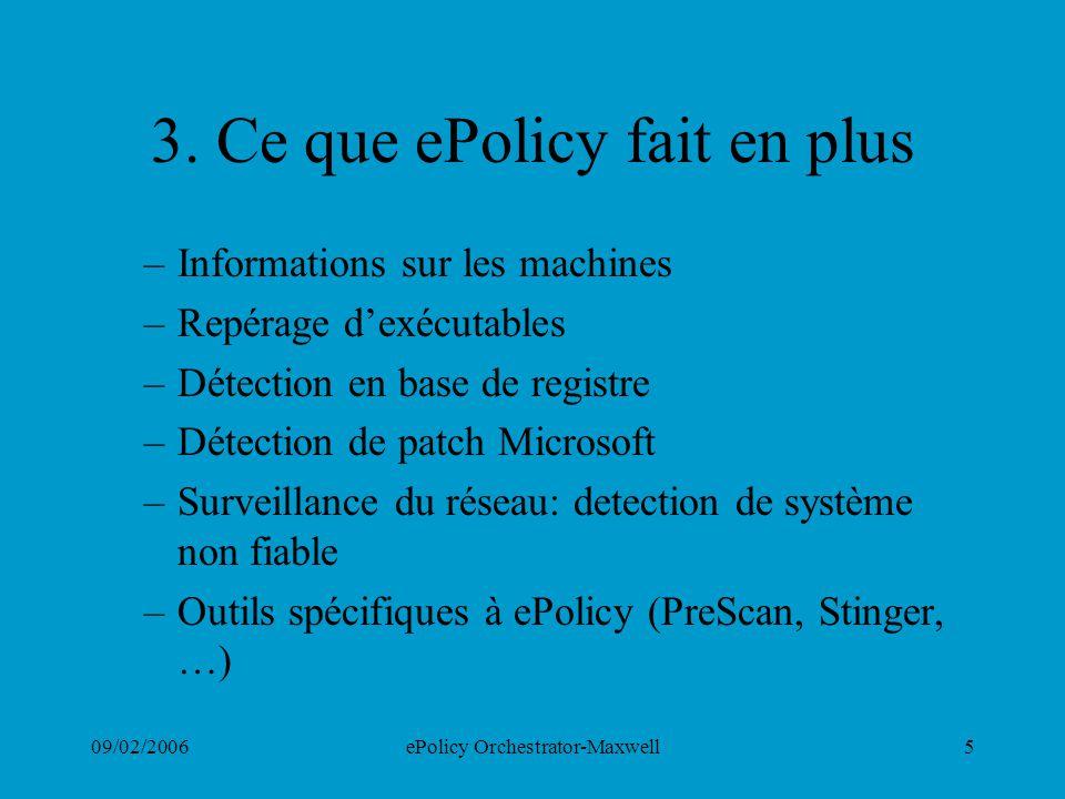 3. Ce que ePolicy fait en plus