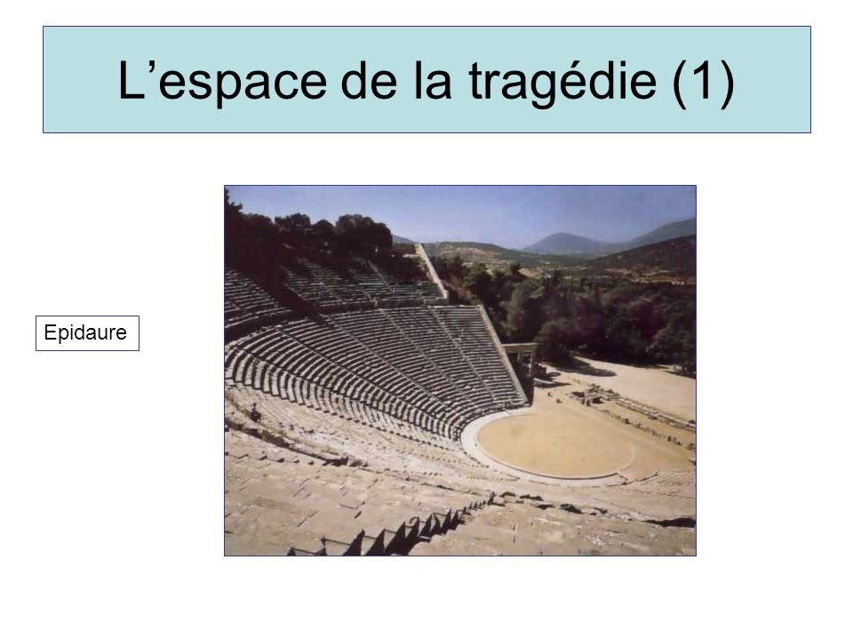L'espace de la tragédie (1)