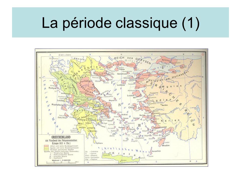 La période classique (1)