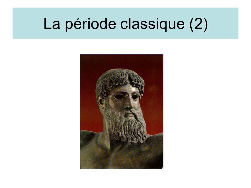 La période classique (2)