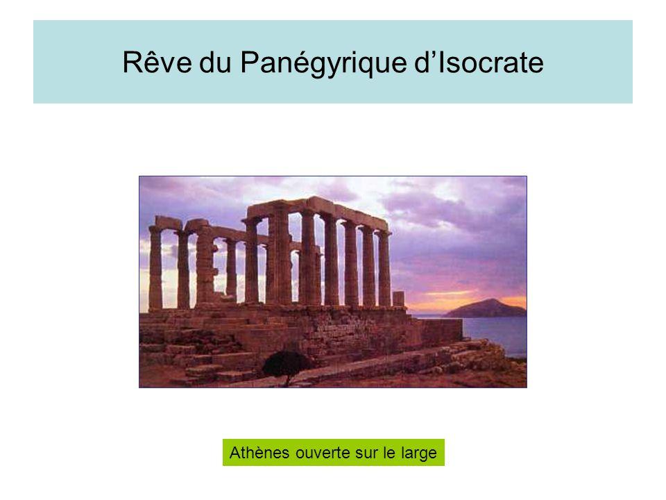 Rêve du Panégyrique d'Isocrate
