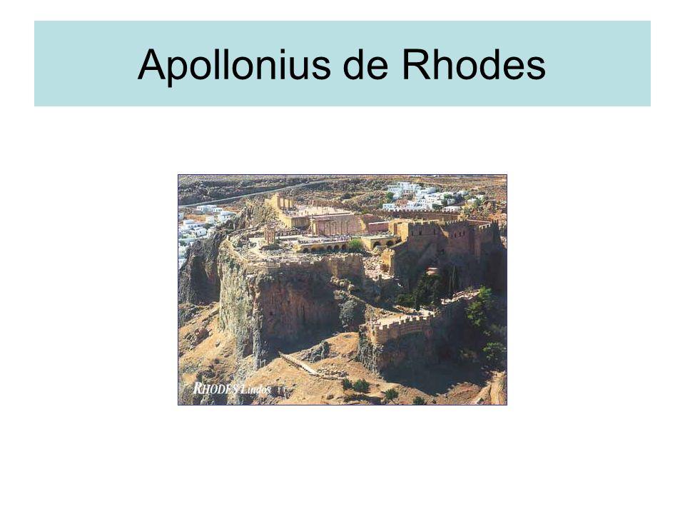 Apollonius de Rhodes