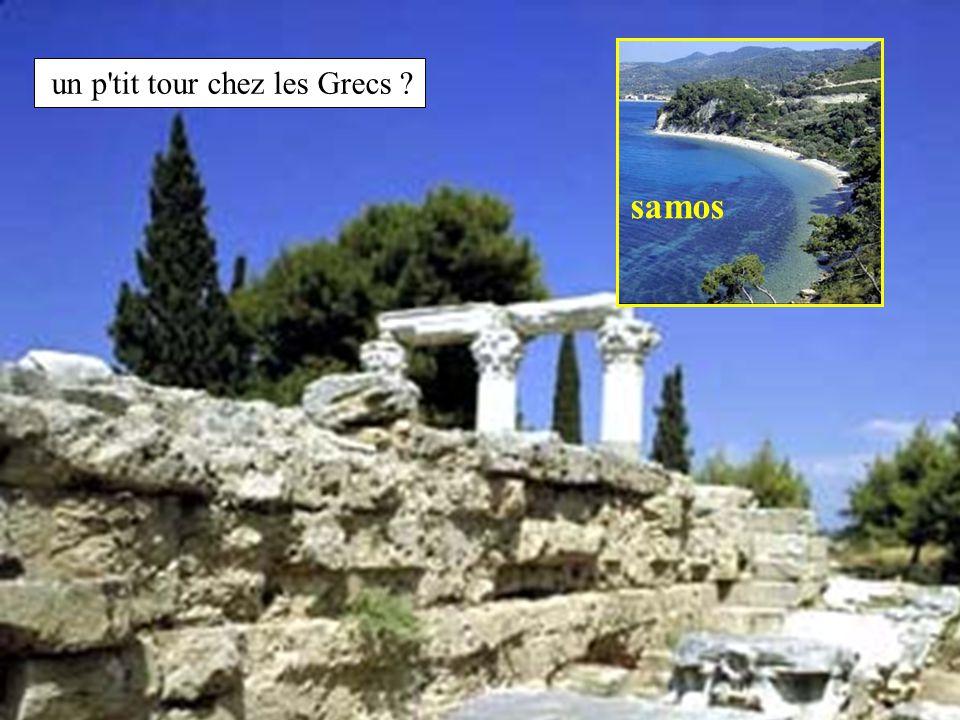 un p tit tour chez les Grecs