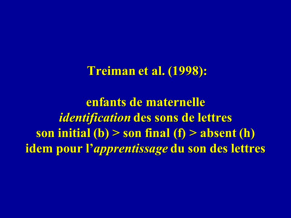 Treiman et al.