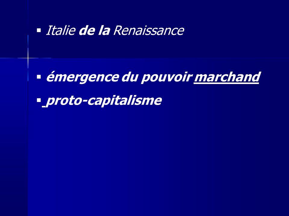 Italie de la Renaissance