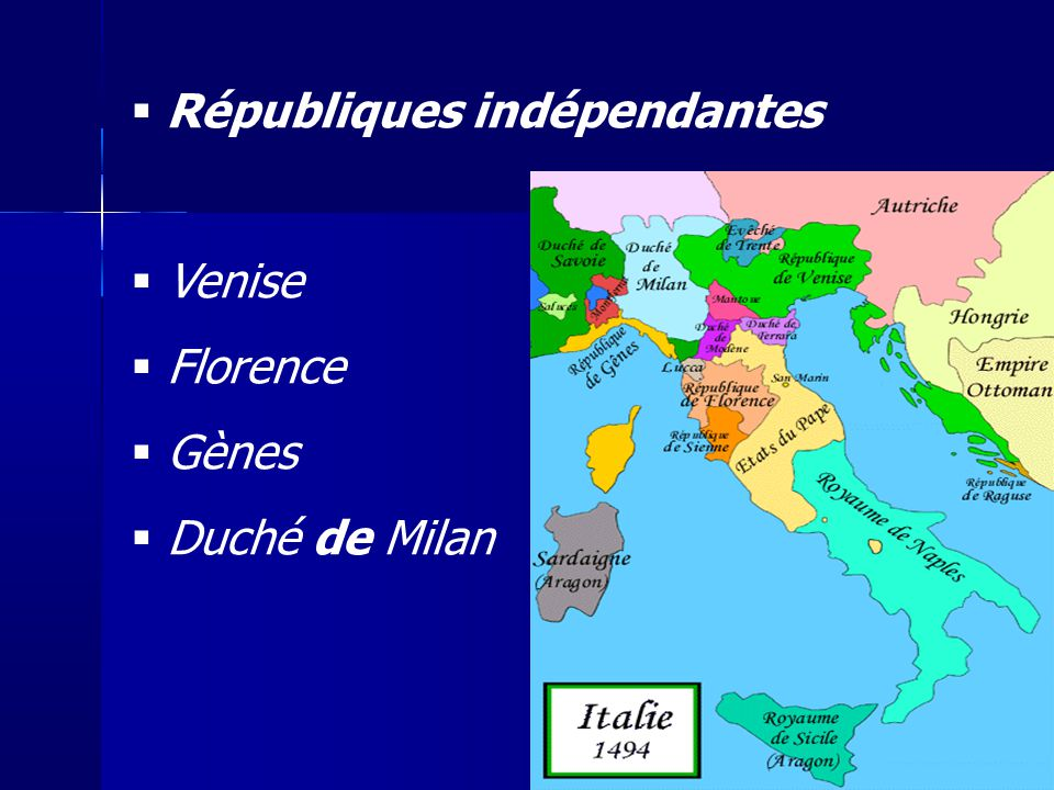 Républiques indépendantes
