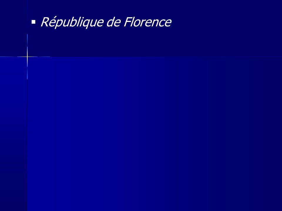 République de Florence