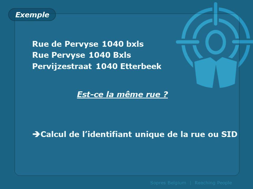 Pervijzestraat 1040 Etterbeek