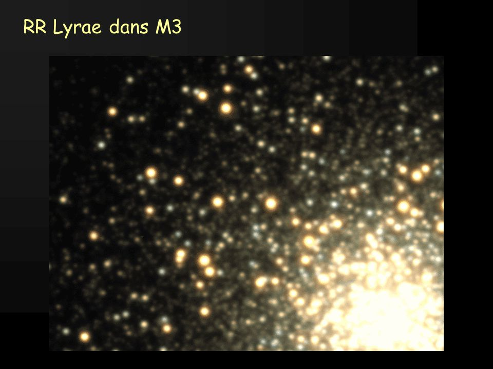 RR Lyrae dans M3