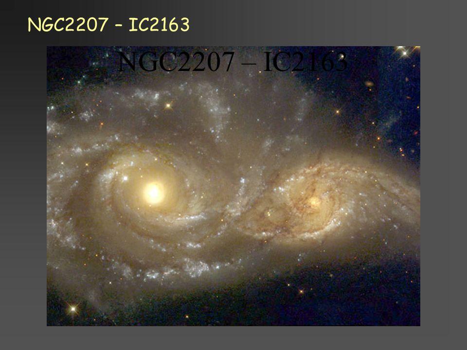 NGC2207 – IC2163 NGC2207 – IC2163