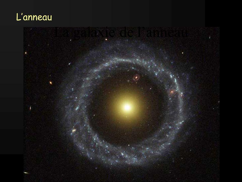 L'anneau La galaxie de l'anneau